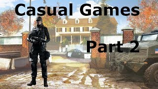 Casual Games Part 2