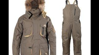 Canadian camper зимний костюм для рыбалки