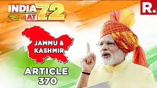 PM Modi Poses A Question To The Opposition On Article 370 In His Independence Day Speech