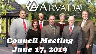Preview image of City Council Meeting   June 17, 2019