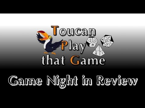 Game Night in review - #23.2 Pandemic Contagion