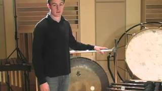 Gong & Tam Tam 1: Characteristics, Setup & Maintenance / Vic Firth Percussion 101