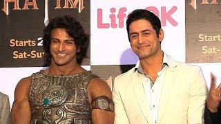Launch of Life OK! new series 'Hatim', and celebration party