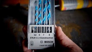 BOSCH CYL-9 Multi construction Review.
