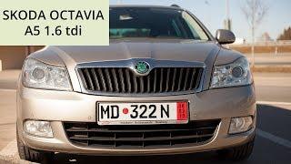 Свежая Skoda Octavia с пробегом 132000км с Германии - Растаможка Без Доплат!