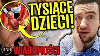 P̾f̾i̾z̾e̾r̾ TESTUJE s̾z̾c̾z̾e̾p̾i̾o̾n̾k̾ę̾ NA DZIECIACH w Polsce