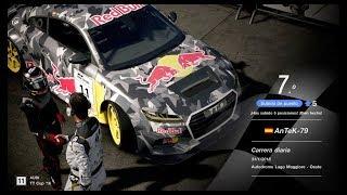GT Sport Online Race GR4 @ Lago Maggiore Oeste 31/01/18 17:40 - Gameplay + GoPro