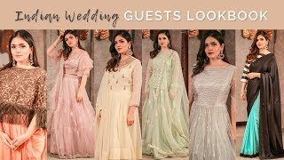 Indian Wedding Guests Outfit Ideas/Styling Tips | Heena Somani