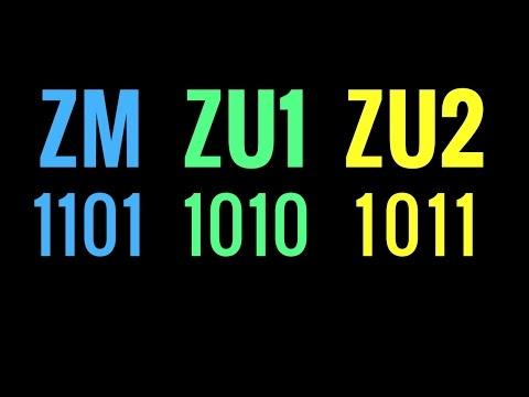 Dwójkowe liczby ujemne: ZM, ZU1, ZU2. Przepełnienie (overflow)