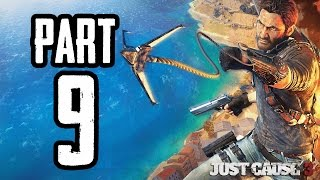 Just Cause 3 | #9 | Agraelus | CZ Lets Play / Gameplay [720p60] [PC]