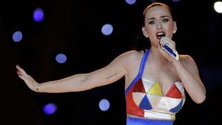 Katy Perry's FULL Pepsi Super Bowl XLIX Halftime Show! | Feat. Missy Elliott & Lenny Kravitz | NFL