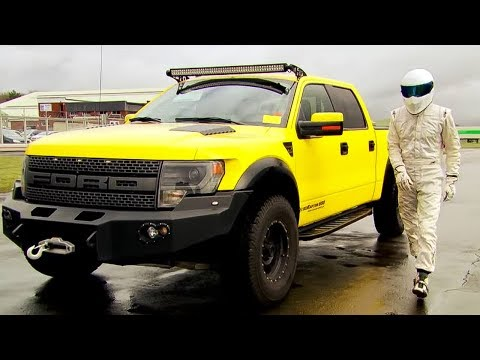 Stig Vs the Hennessey VelociRaptor | Behind The Scenes | Top Gear