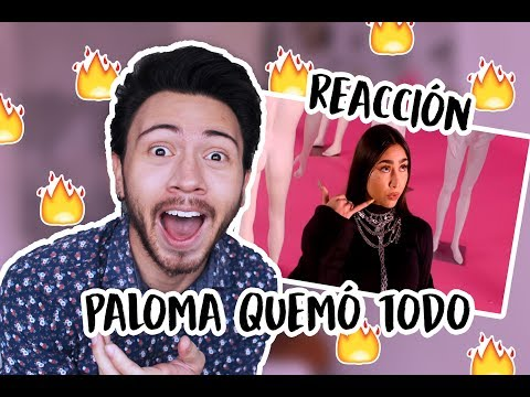 REACCIÓN A 'DON'T TALK ABOUT ME' - PALOMA MAMI | Niculos M