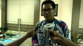 Wawancara Kadis Peternakan dengan TVRI