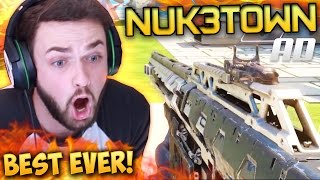 """BEST EVER NUKETOWN!"" - Black Ops 3 GUN GAME! #10 - LIVE w/ Ali-A"