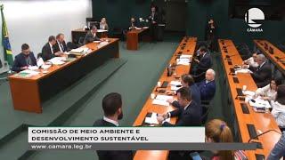 Meio Ambiente - Discussão e votação de propostas - None