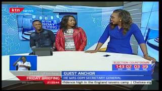 Guest Anchor: Prisca Namwamba Budalangi Mp-Ababu Namwamba's better half