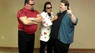 Jimmy Hart, Jim Neidhart – Fan Wrestling Promo – January 30, 2011