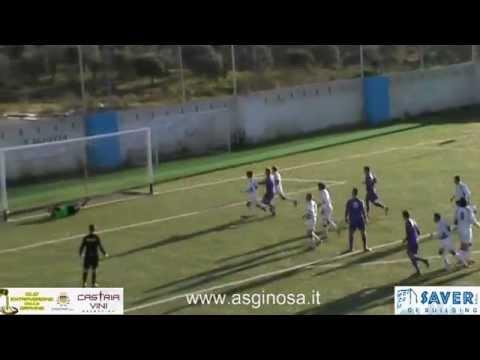 Preview video GINOSA-Norba CONVERSANO 2-1 Dopo un´ora di gioco sottotono il Ginosa tira fuori il carattere e si impone sul Conversano