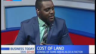 Cost of Land: Price on a steep rise in Kenya| Interview