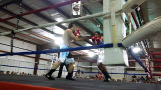 Southern Showdown Pro Boxing Championship - Skyler Thompson Vs Barry Dudley - Boxing Video