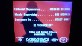 A Harbour-UTV Production / Universal Network Television (1968)