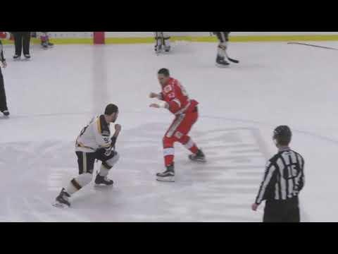 Patrick Bordeleau vs. Hubert Poulin