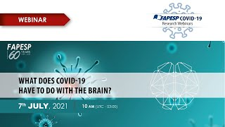 What does COVID-19 have to do with the brain?