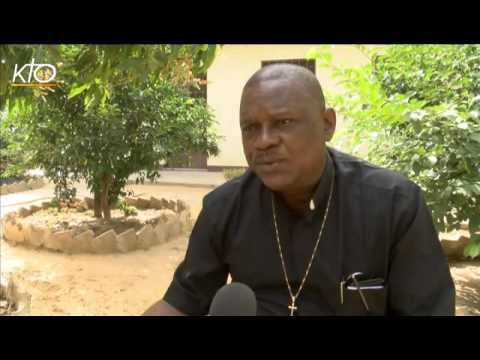 Père Aubert Dipou Noudjimongoum  - Un an de pontificat