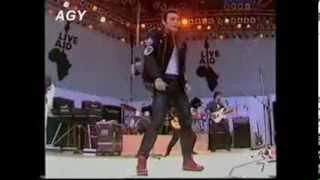 Adam Ant - Vive Le Rock (BBC - Live Aid 7/13/1985)
