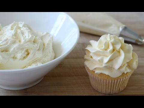 Video Buttercream Icing Recipe / How to Make Perfect Buttercream Frosting