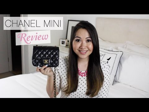 Chanel Square Mini Review & What's In My Bag