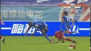 Demba Ba Patah Kaki - Horror Football | GWS