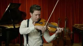 """16"""" Antonio Pelizon viola, Gorizia 1814"""