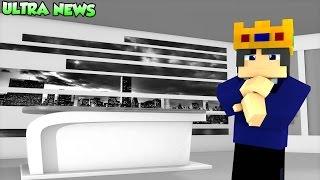 INTRO ULTRA NEWS ‹ Minecraft Animation ›