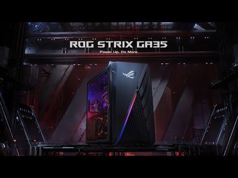 ASUS ROG Strix GA35 – G35DX-CH012R (AMD Ryzen 9 3900X, 32GB, 1000GB, 2TB, SSD, HDD)