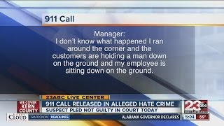 911 Call: Farmer Boys manager calls police after man allegedly attacked employee