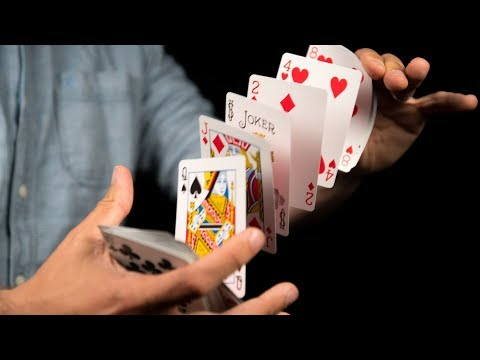 Learn to Card Spring ft Chris Ramsay