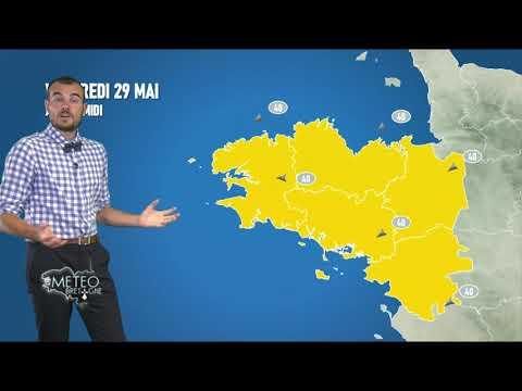 Illustration de l'actualité La météo pour votre vendredi 29 mai 2020