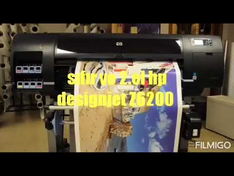 HP Designjet Z6200 ANKARA PLOTTER SERVİSİ