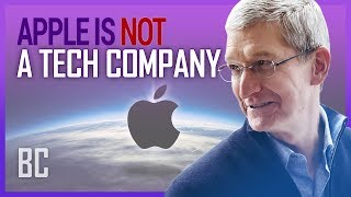 Why Apple Is No Longer A Tech Company (And Doesnt Want To Be)
