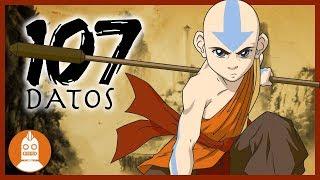107 Datos de 'Avatar: La leyenda de Aang' que DEBES saber (Atómico #258) en Átomo Network