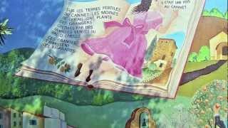 Bibliothèque enfantine, jardins du Tivoli, Le Cannet (06)