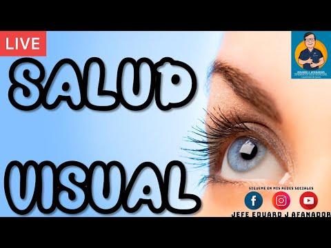 SALUD VISUAL👀 enfermedades visuales ¿Cuáles son?¿tratamiento? PREVENCION miopía astigmatismo ¿gafas?