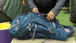 Функциональный походный рюкзак Lowe Alpine Diran