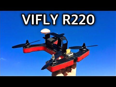 vifly-r220-220mm-brushless-fpv-racer