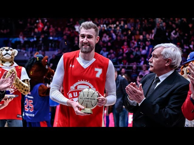 Sergey Karasev - VTB All Star Game MVP