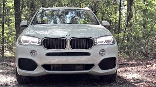 2018 BMW X5: Review