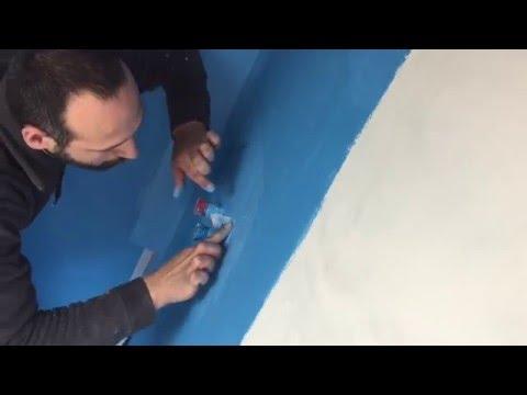 Knauf Duschdicht-Set Dusche und Bad dauerhaft wasserdicht zum Über Fliesen