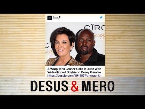 Kris Jenner and Corey Gamble Split?